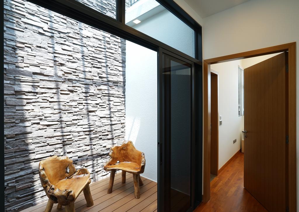 Contemporary, Landed, Balcony, Luxus Hills, Interior Designer, Metamorph Design