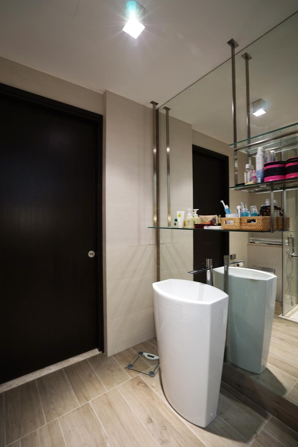 Contemporary, Condo, Bathroom, The Siena, Interior Designer, Metamorph Design