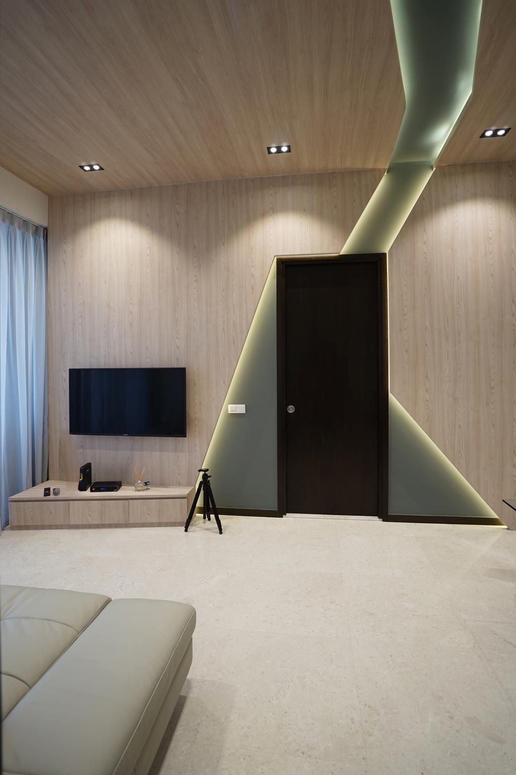 Contemporary, Condo, Living Room, The Siena, Interior Designer, Metamorph Design
