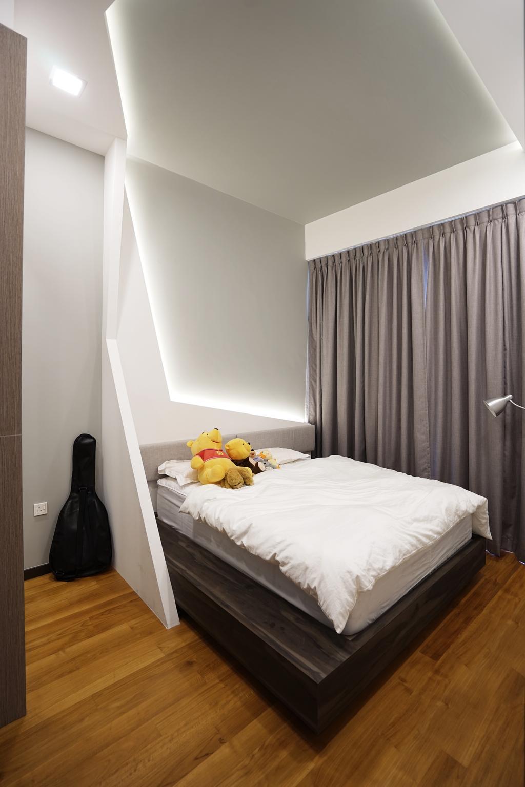Contemporary, Condo, Bedroom, The Siena, Interior Designer, Metamorph Design