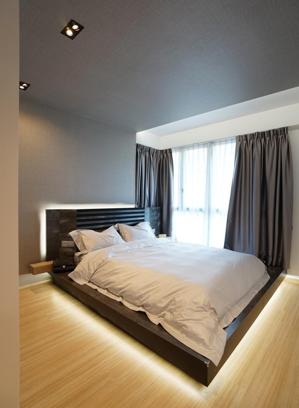 Contemporary, Condo, Bedroom, Parc Life, Interior Designer, Metamorph Design