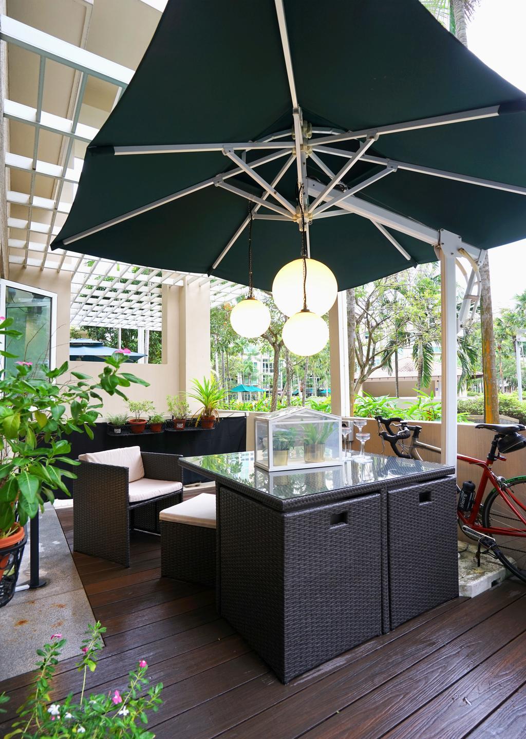Contemporary, Condo, Balcony, Country Park, Interior Designer, Metamorph Design