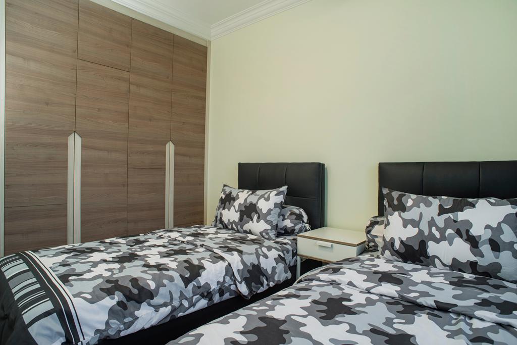 Contemporary, HDB, Bedroom, Rivervale Drive, Interior Designer, Great Oasis Interior Design