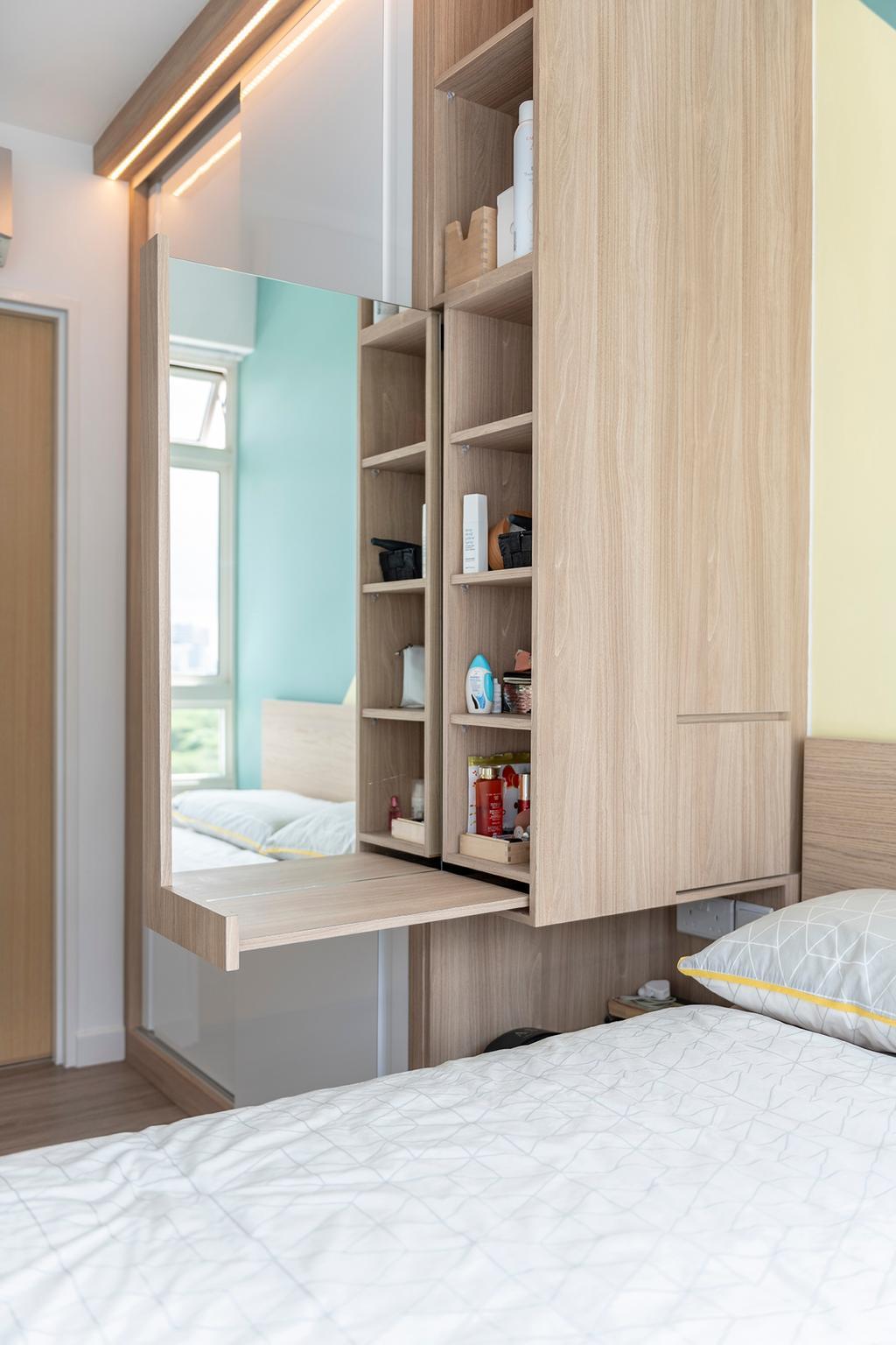 Contemporary, HDB, Telok Blangah Street 31, Interior Designer, Metier Planner
