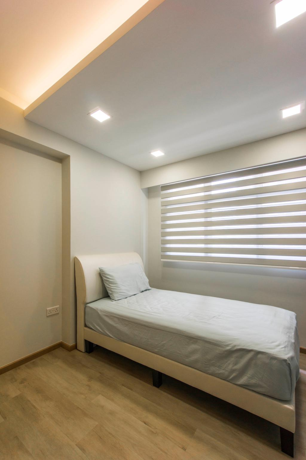 Contemporary, HDB, Bedroom, Bukit Batok West Avenue 6, Interior Designer, Flo Design