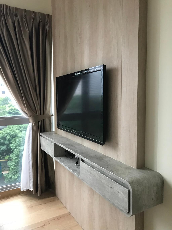 Contemporary, Condo, Living Room, Austville Residences, Interior Designer, Concept WX