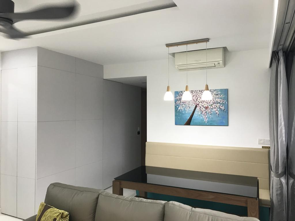 Contemporary, Condo, Austville Residences, Interior Designer, Concept WX