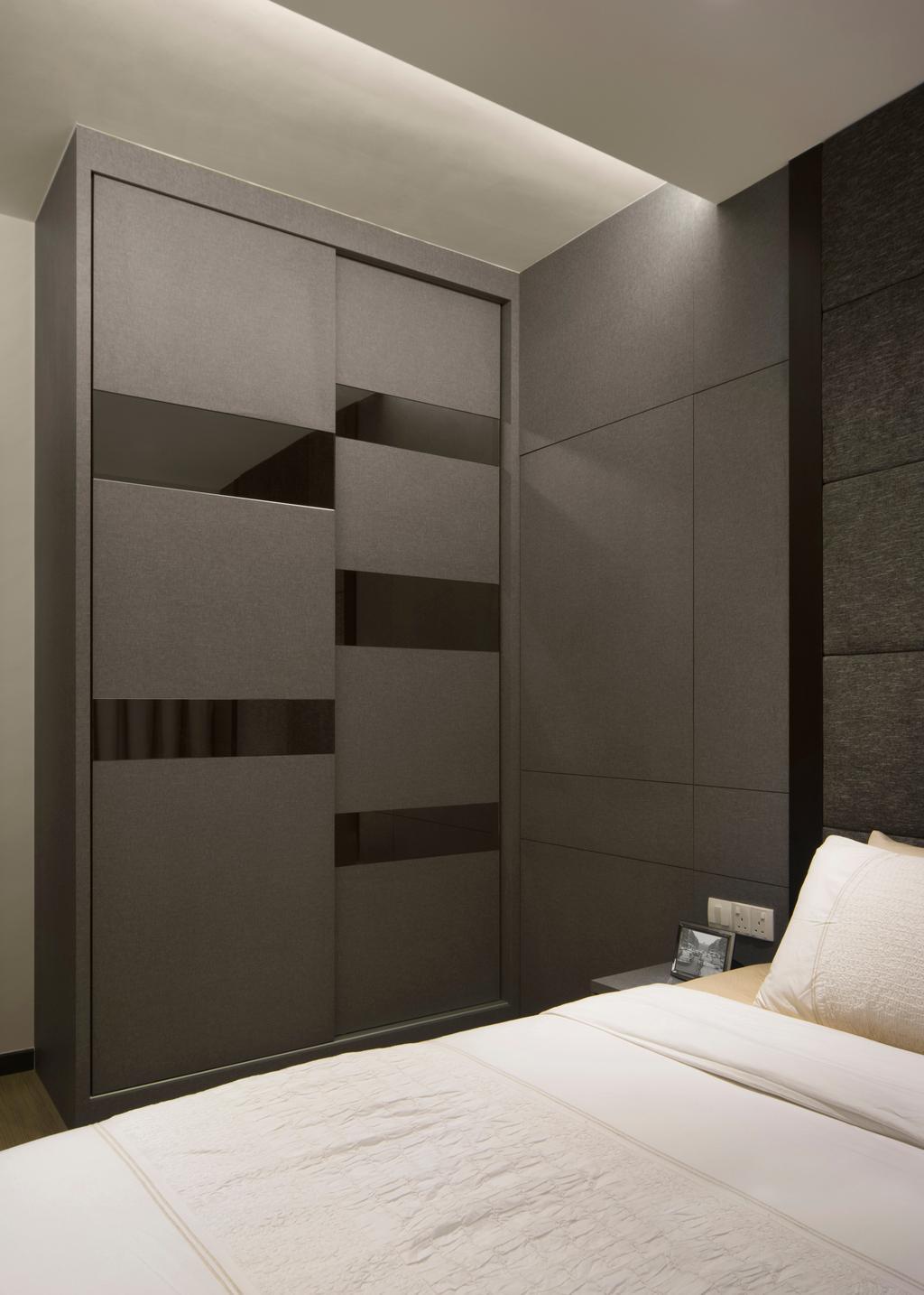 Contemporary, Condo, Bedroom, Lake Life, Interior Designer, Urban Design House, Transitional
