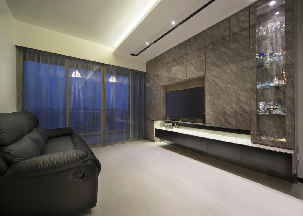 Contemporary, Condo, Living Room, Lake Life, Interior Designer, Urban Design House, Transitional