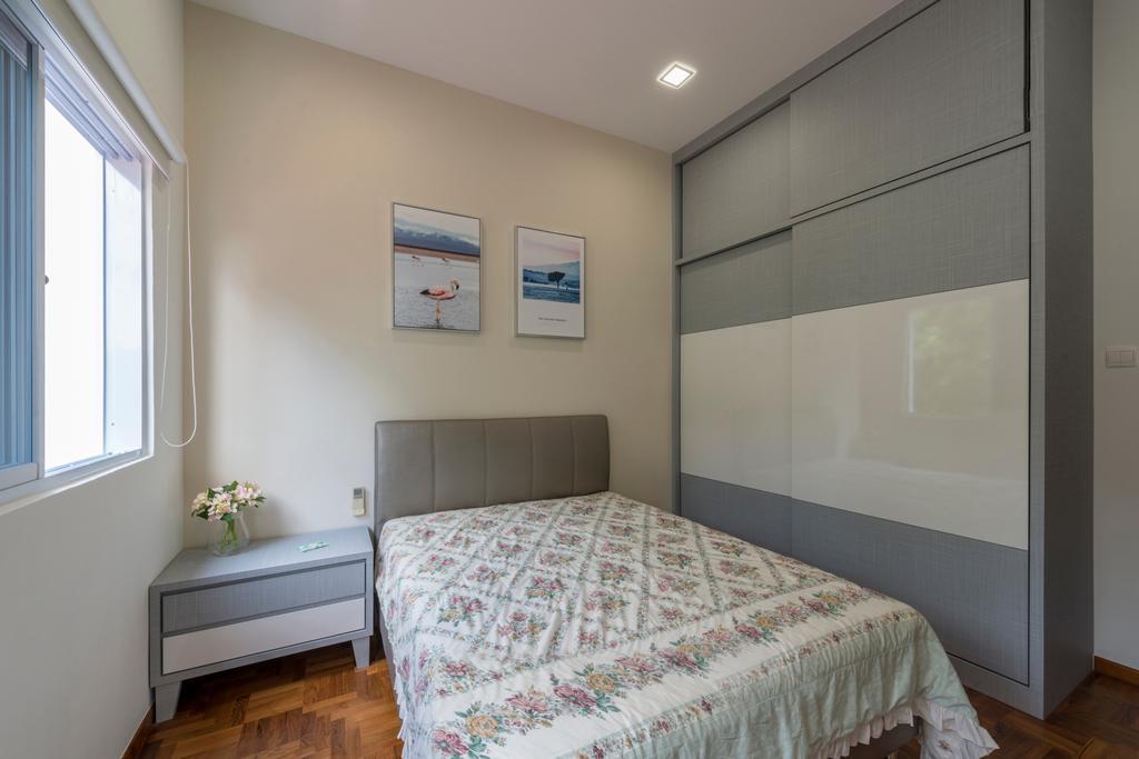 Contemporary, Landed, Bedroom, La Quinta Park, Interior Designer, Urban Design House