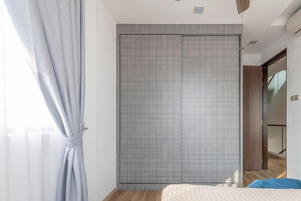 Contemporary, Landed, Bedroom, Jalan Selanting, Interior Designer, De Exclusive Design Group