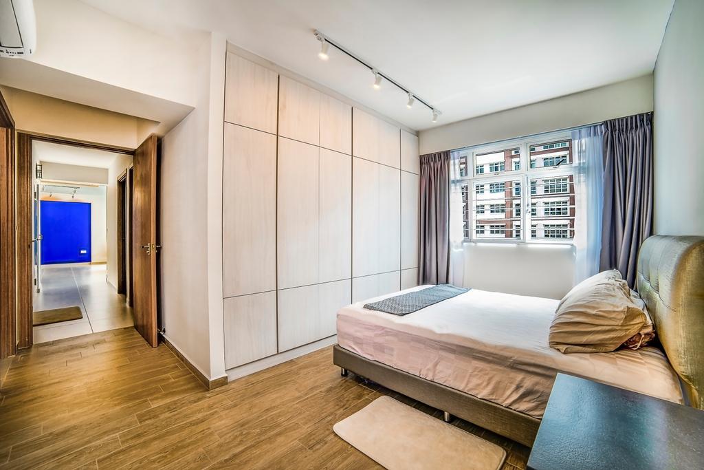 Contemporary, HDB, Bedroom, West Terra, Interior Designer, Escapade Studios