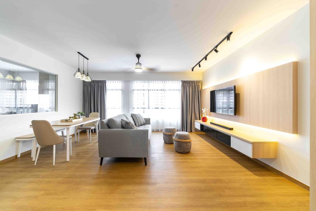 Bukit Batok West Avenue 8 by Fineline Design