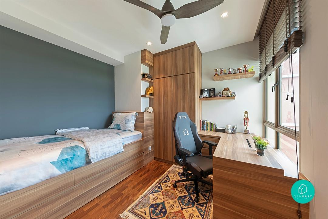 Cosy Balinese-Inspired Apartment at The Rivervale by The Orange Cube