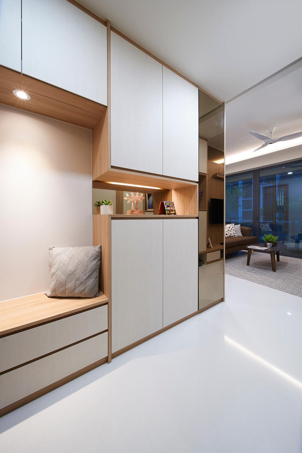 Contemporary, Condo, Living Room, Bartley Ridge, Interior Designer, AC Vision Design