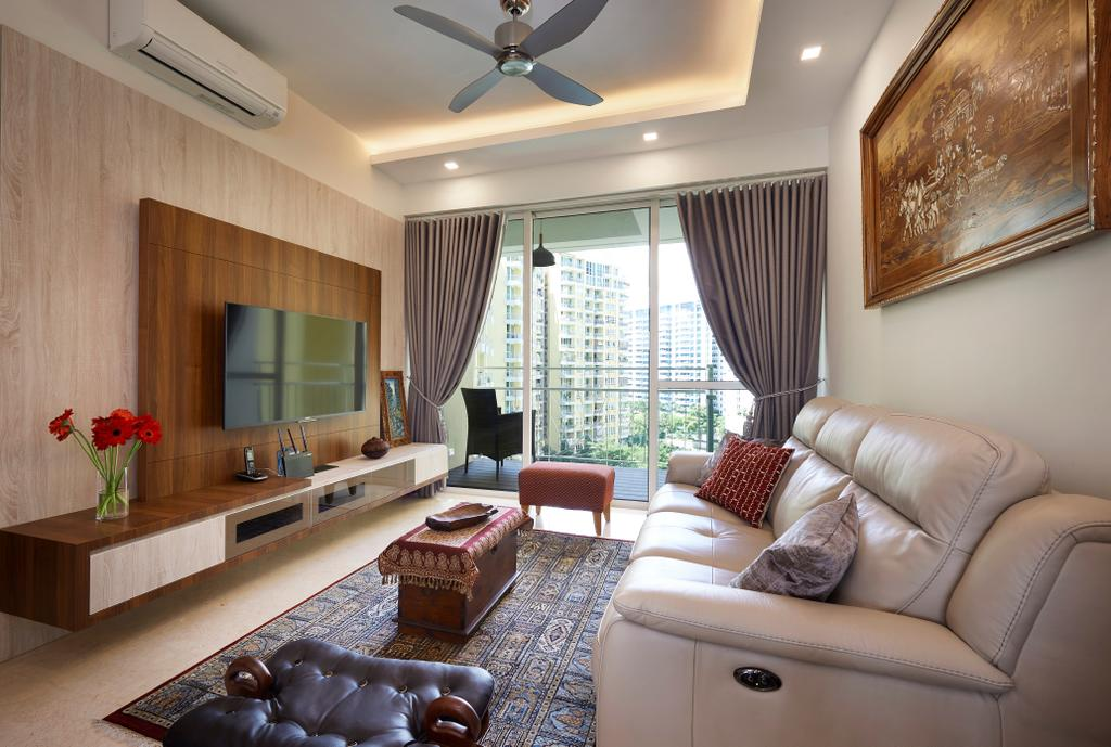 Contemporary, Condo, Living Room, Ris Grandeur, Interior Designer, AC Vision Design