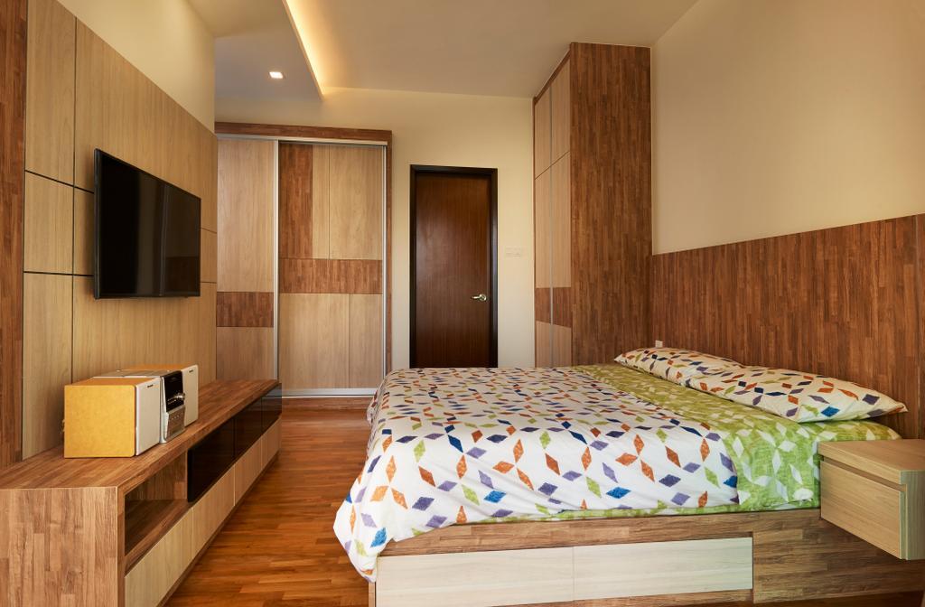 Contemporary, Condo, Bedroom, Ris Grandeur, Interior Designer, AC Vision Design