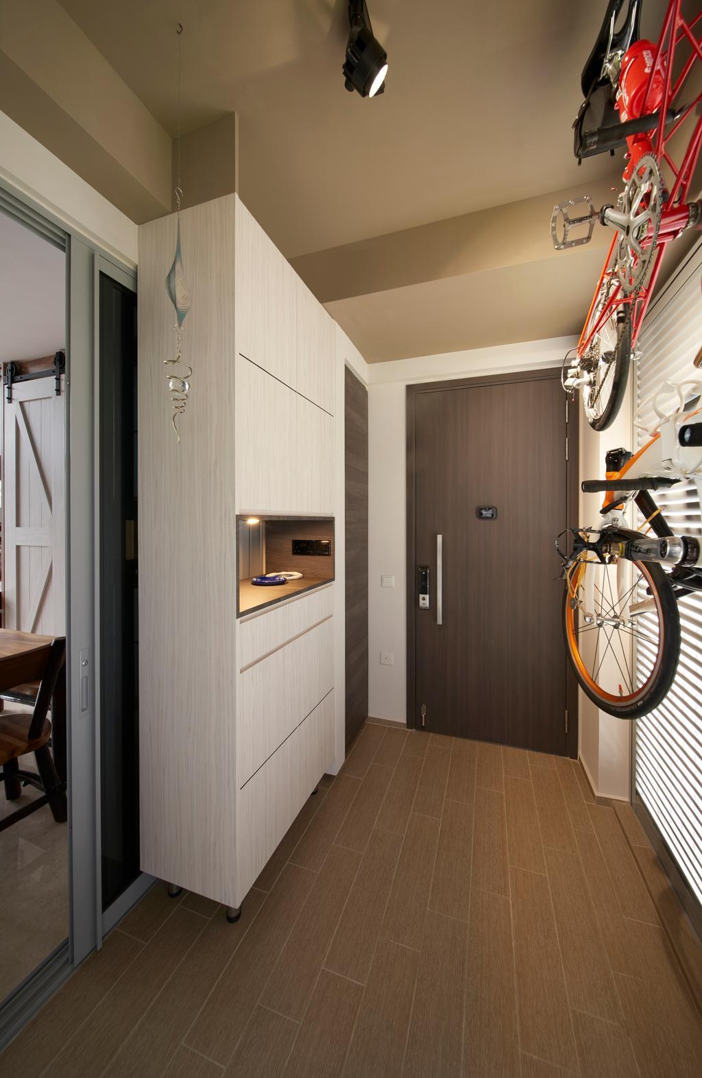 Contemporary, Condo, Dining Room, Rivertree Residences, Interior Designer, AC Vision Design