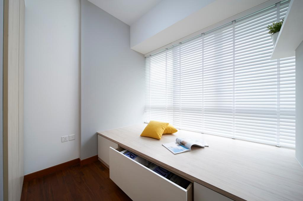Contemporary, Condo, Whitescape, Interior Designer, AC Vision Design