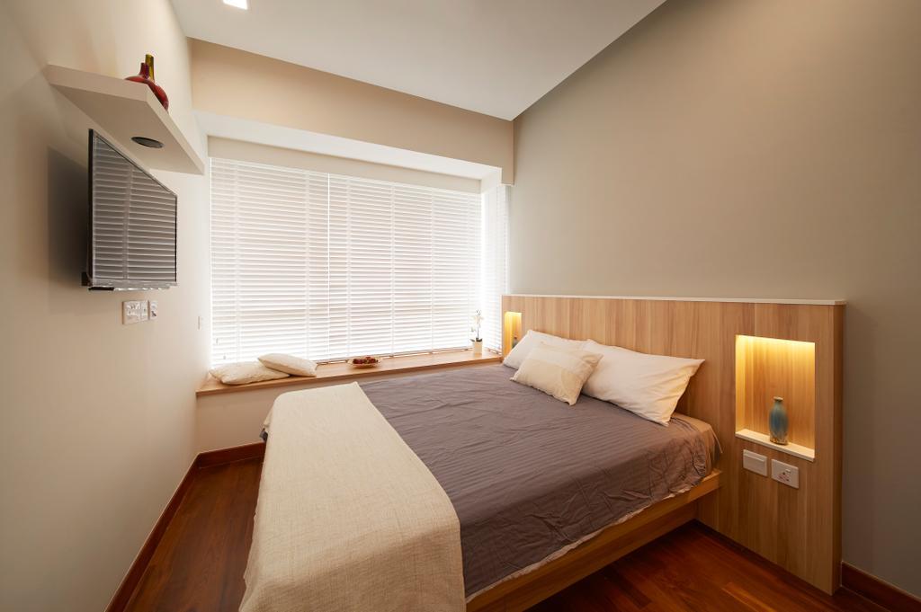 Contemporary, Condo, Bedroom, Whitescape, Interior Designer, AC Vision Design