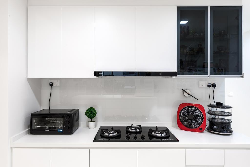 Contemporary, Condo, Kitchen, The Northwood, Interior Designer, Space Concepts Design