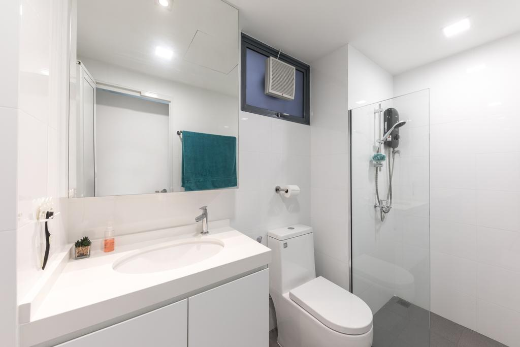 Contemporary, Condo, Bathroom, The Northwood, Interior Designer, Space Concepts Design