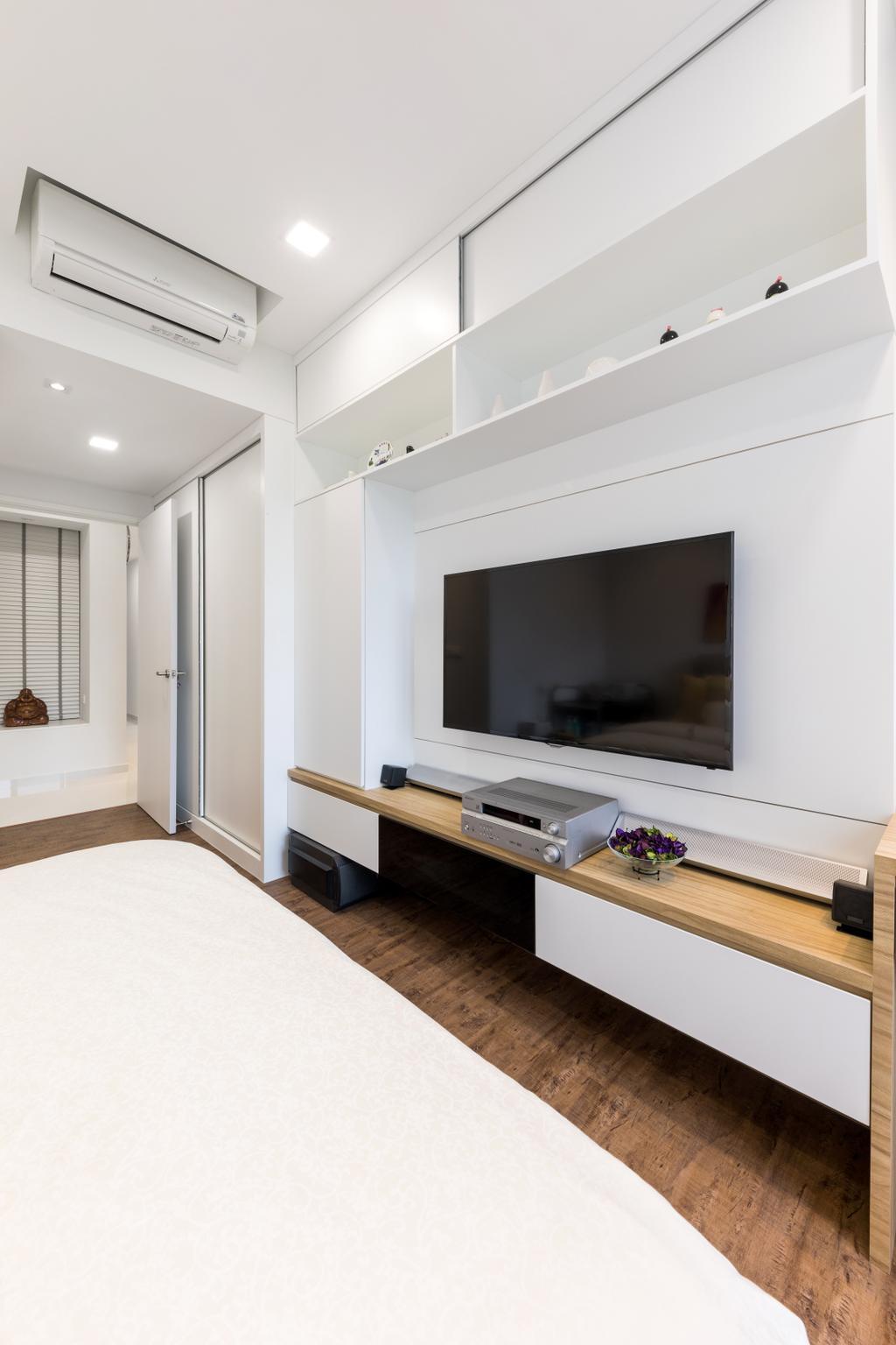 Contemporary, Condo, Living Room, The Northwood, Interior Designer, Space Concepts Design