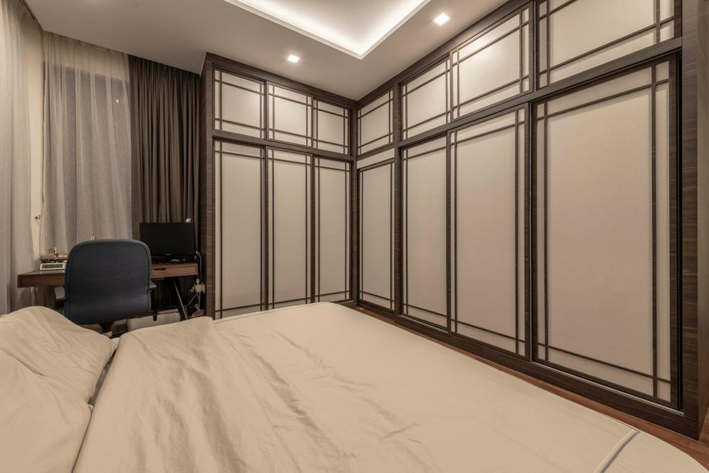 Transitional, Condo, Bedroom, The Sterling, Interior Designer, Project Guru