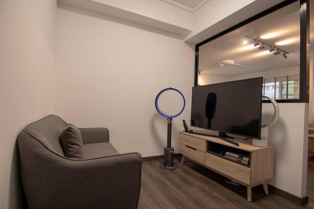 Contemporary, HDB, Bedroom, Jurong West Street 71, Interior Designer, 9 Creation
