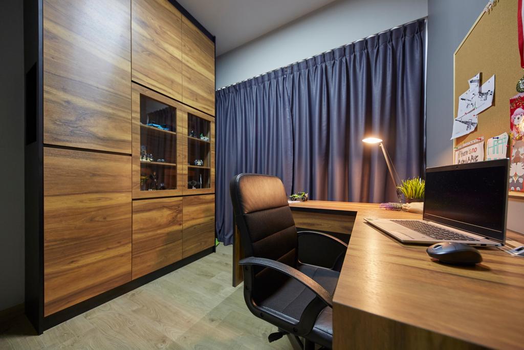 Contemporary, Condo, Study, The Criterion, Interior Designer, The Interior Lab