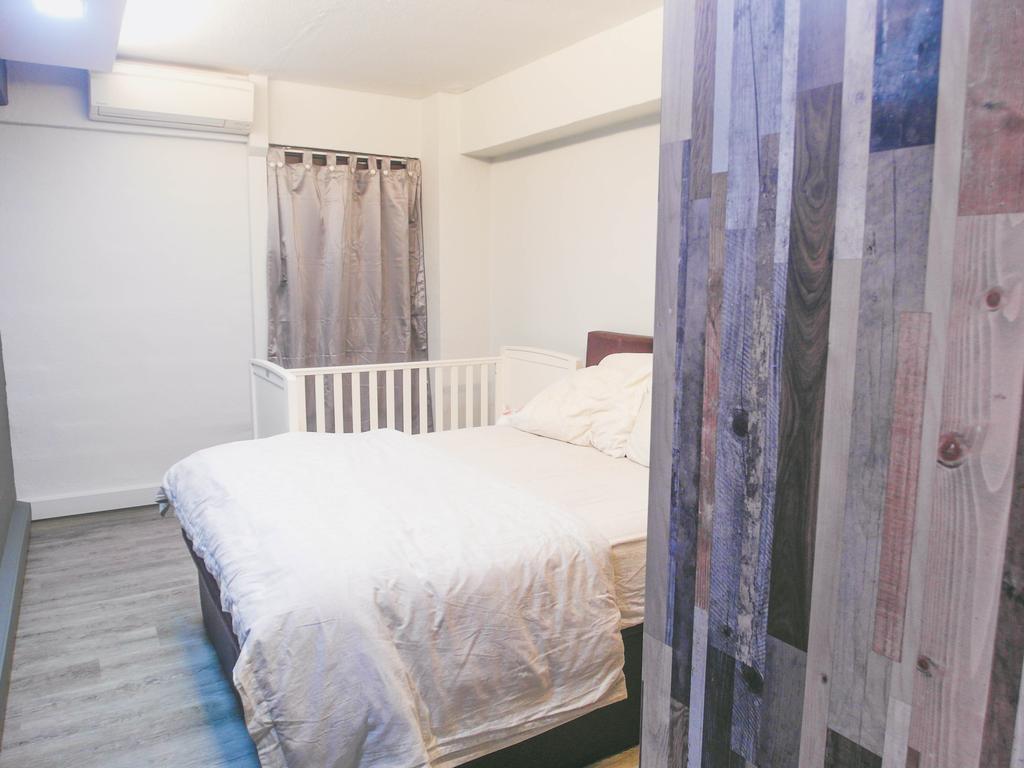Contemporary, HDB, Bedroom, Selegie Road, Interior Designer, The Wooden Platform