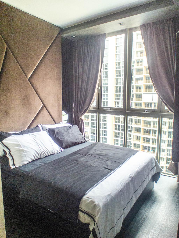 Contemporary, Condo, Bedroom, Sol Acres, Interior Designer, The Wooden Platform