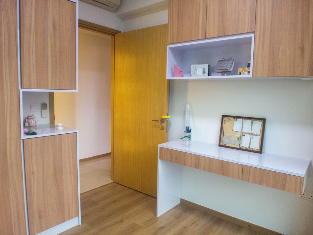 Contemporary, Condo, Study, The Vales, Interior Designer, The Wooden Platform