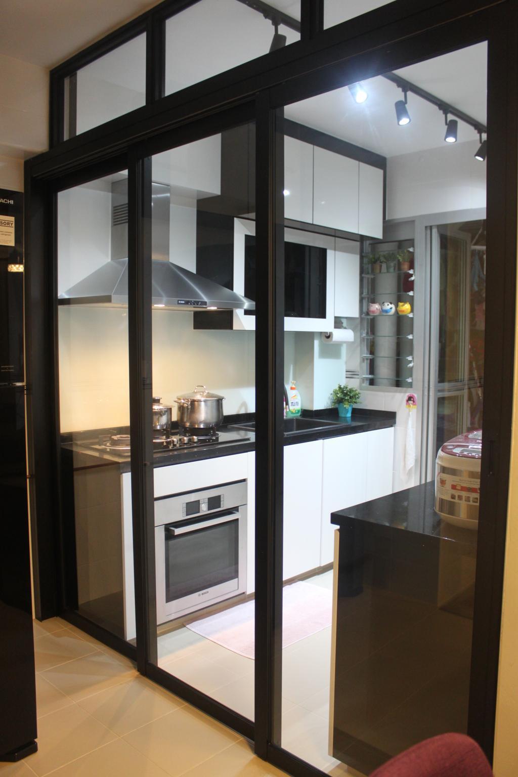 Contemporary, HDB, Telok Blangah Street 31, Interior Designer, The Wooden Platform