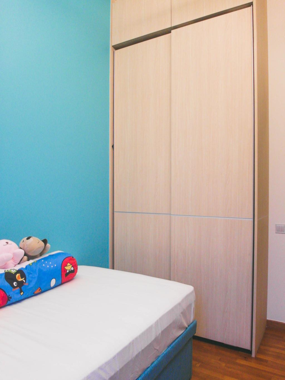 Contemporary, Condo, Bedroom, Wandervale, Interior Designer, The Wooden Platform