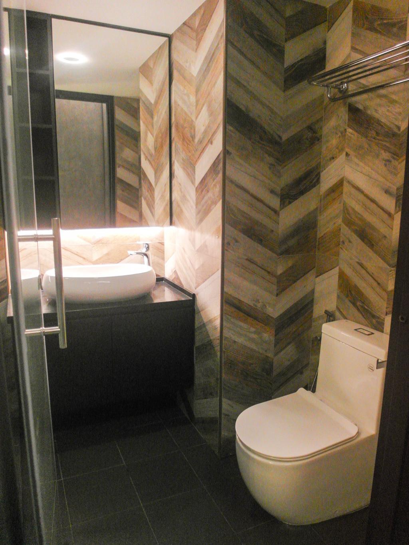 Contemporary, HDB, Bathroom, Boon Keng Road, Interior Designer, The Wooden Platform