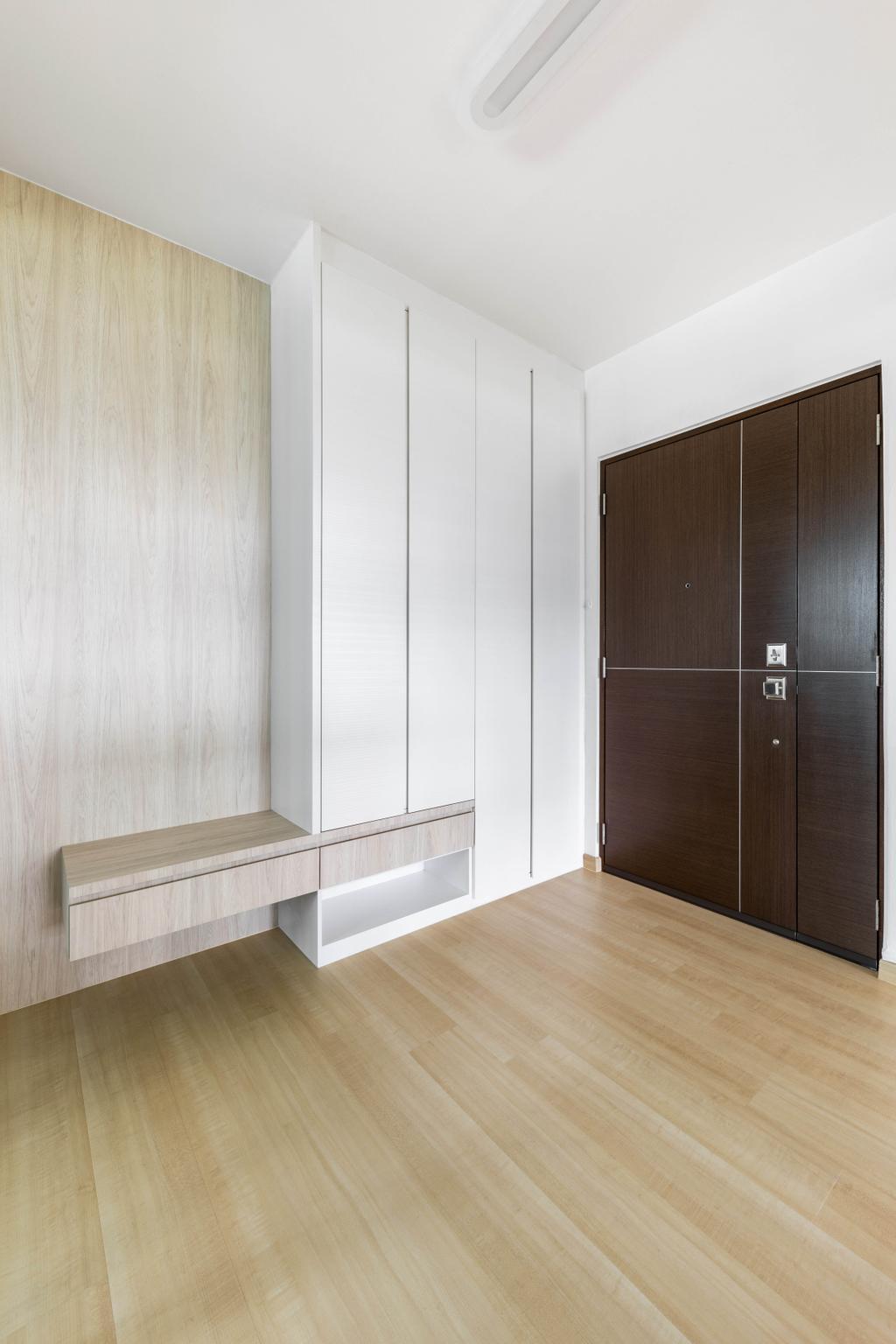 Scandinavian, HDB, Clementi Avenue 1, Interior Designer, ECasa Studio, Contemporary