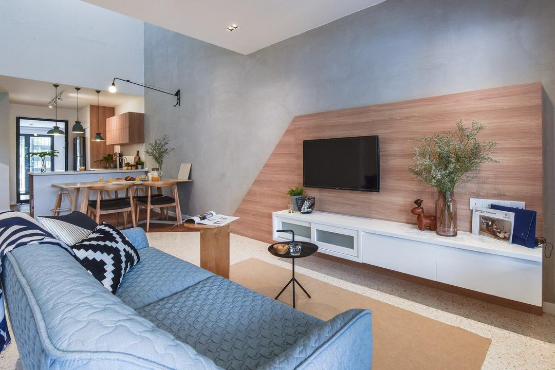 Kelana Jaya Living Room Interior Design 2