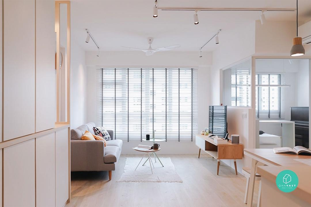 Clean And Chic: 8 No-Fuss, Modern-Minimalist Homes We Love