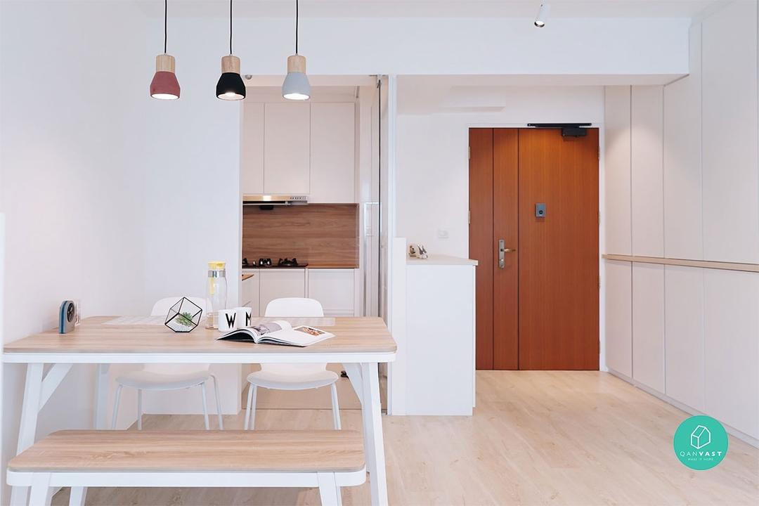 Clean And Chic 8 No Fuss Modern Minimalist Homes We Love Qanvast