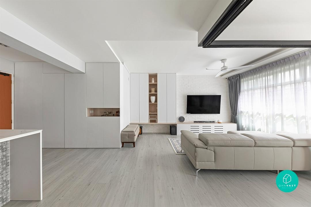 Beau Clean And Chic: 8 No Fuss, Modern Minimalist Homes We Love ...