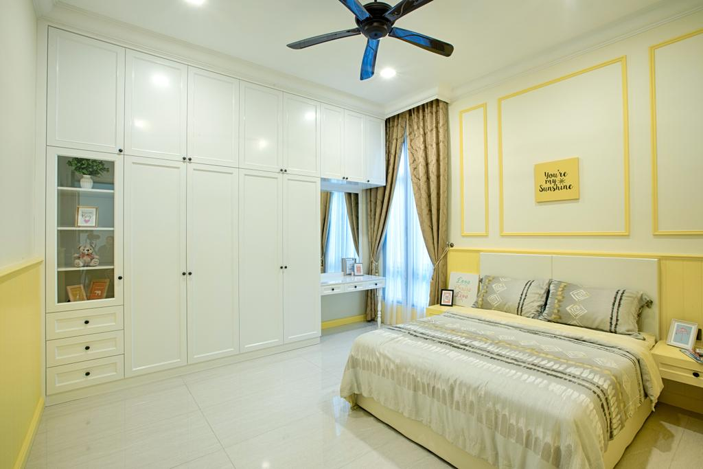 Vintage, Landed, Banting, Klang, Interior Designer, GI Design Sdn Bhd, Scandinavian