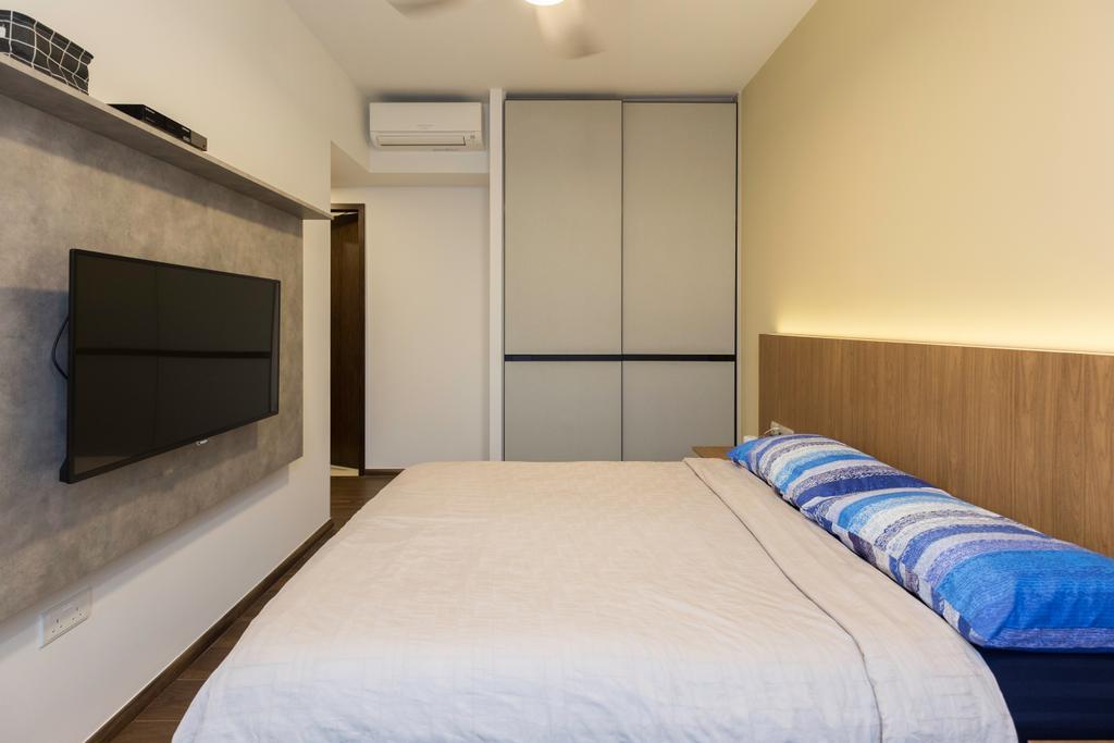Contemporary, Condo, Bedroom, D'Nest, Interior Designer, Dyel Design
