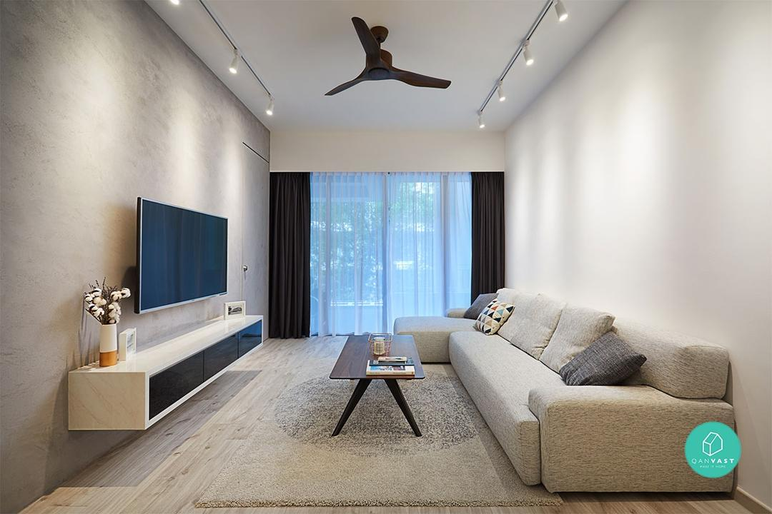 Modern Minimalist Interior Design Singapore