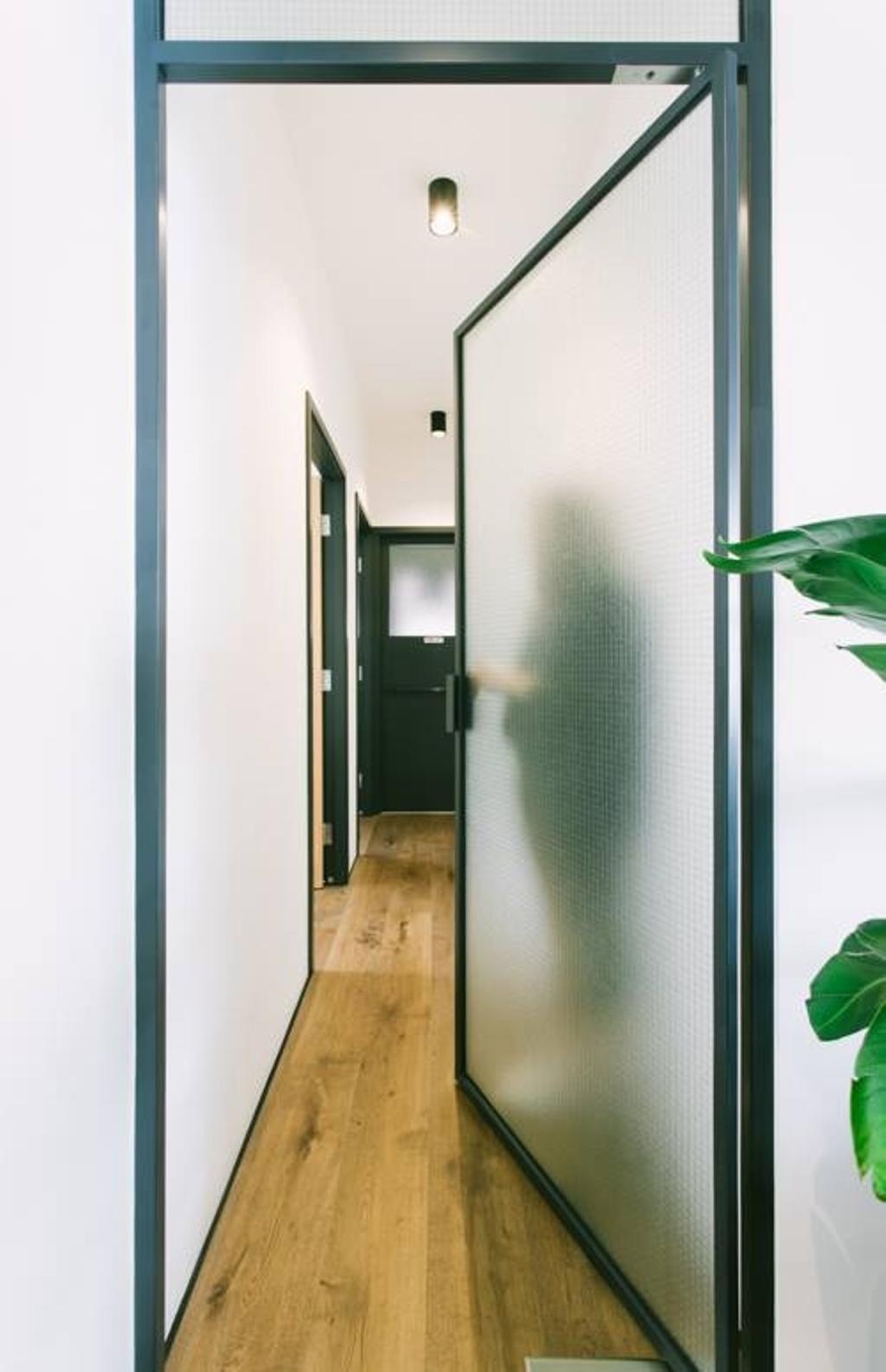 工業, 私家樓, 客廳, Kingsford Gardens, 室內設計師, Ash Studio, 北歐