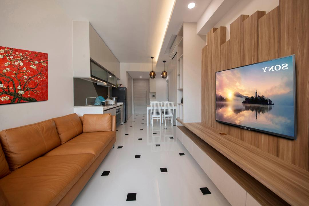 Sophia Hills Living Room Interior Design 4