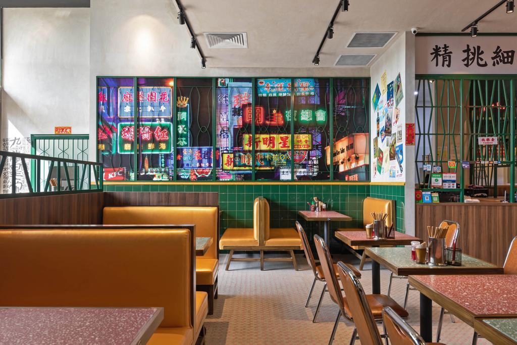 Victoria Street, Commercial, Interior Designer, Starry Homestead, Retro, Eclectic