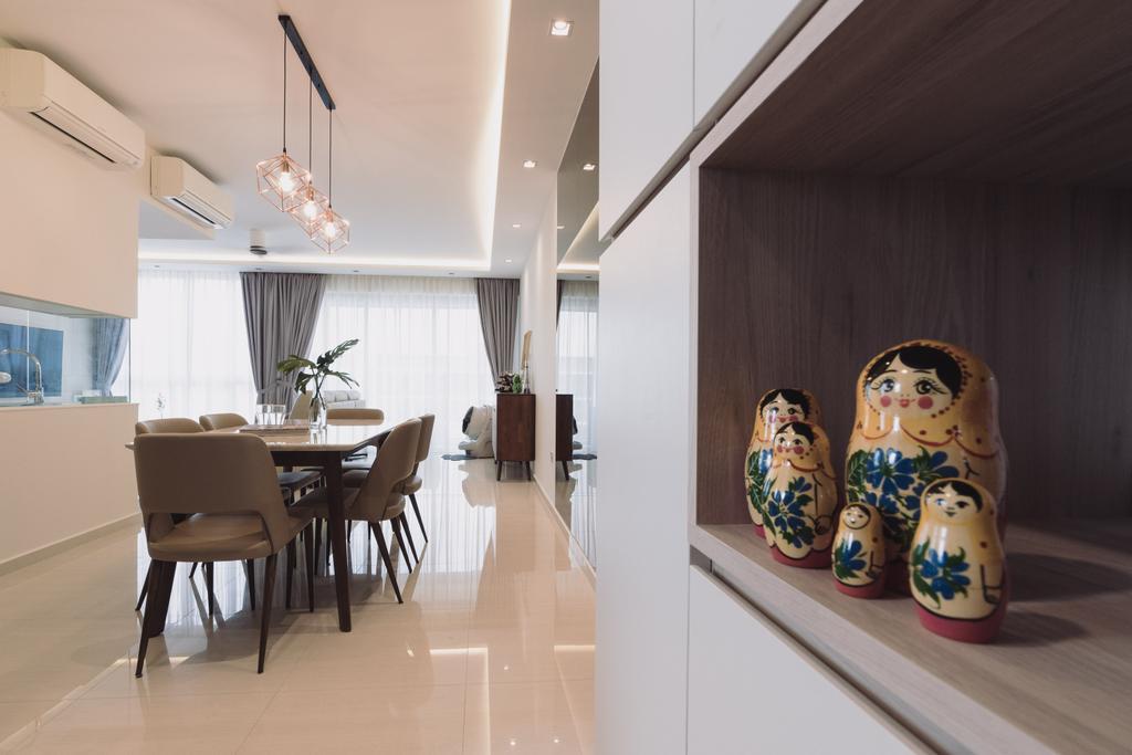 Contemporary, Condo, Sol Acres, Interior Designer, Artmuse Interior
