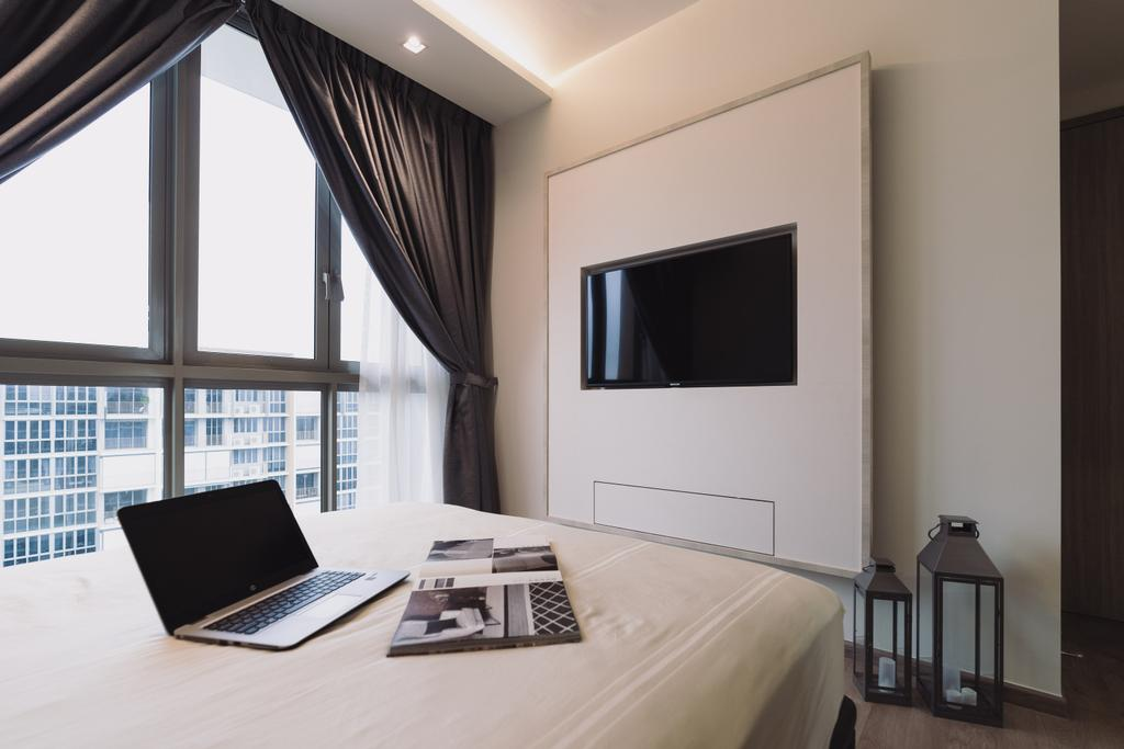 Contemporary, Condo, Bedroom, Sol Acres, Interior Designer, Artmuse Interior