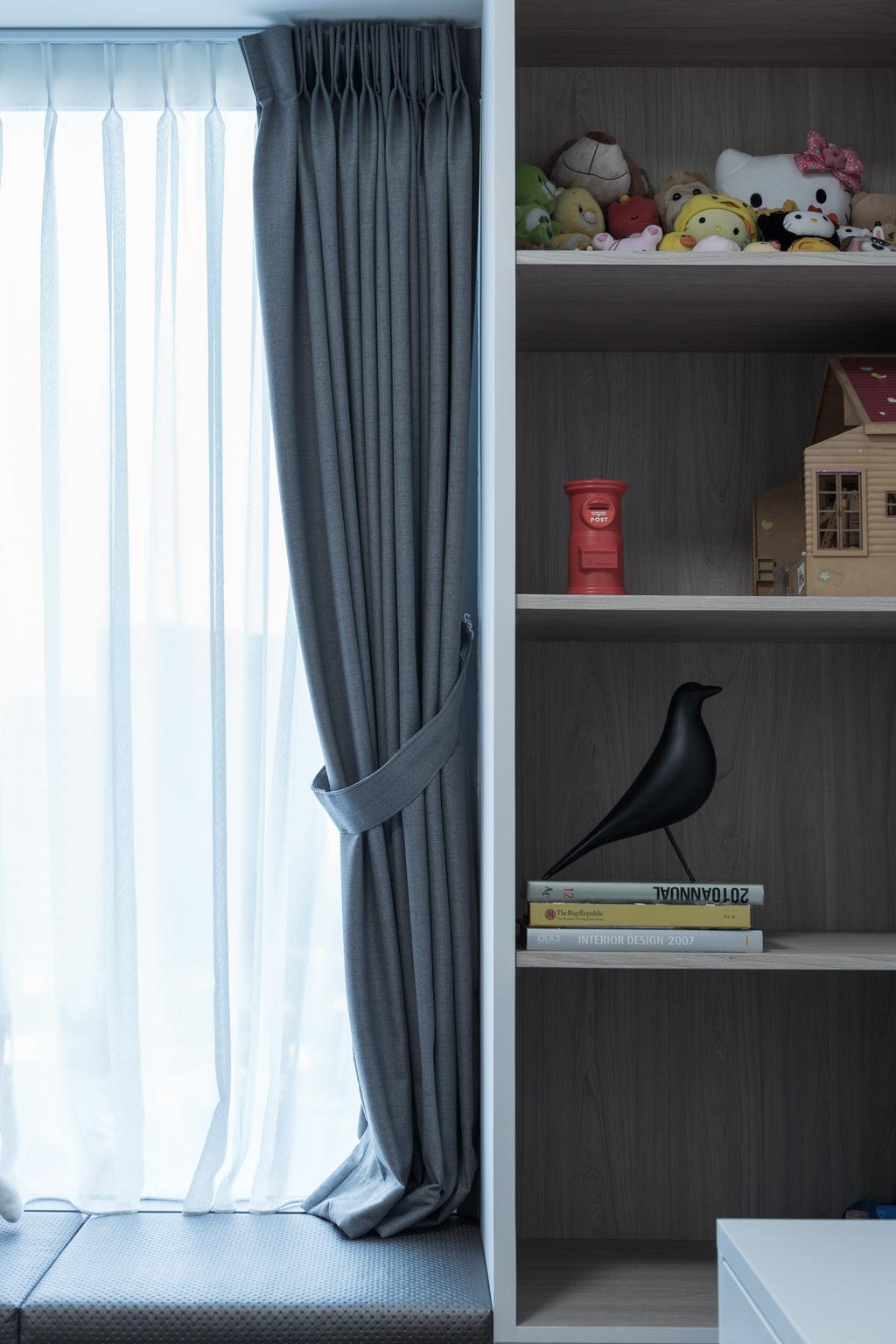 Contemporary, Condo, Bedroom, Adria, Interior Designer, Artmuse Interior